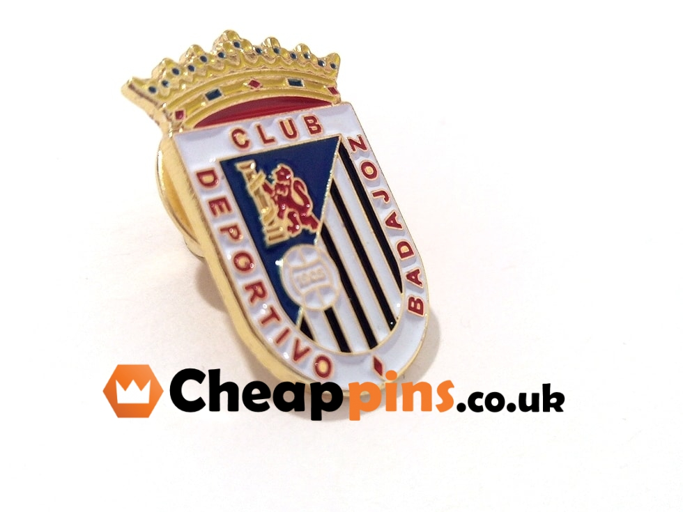 Custom Pins No Minimum